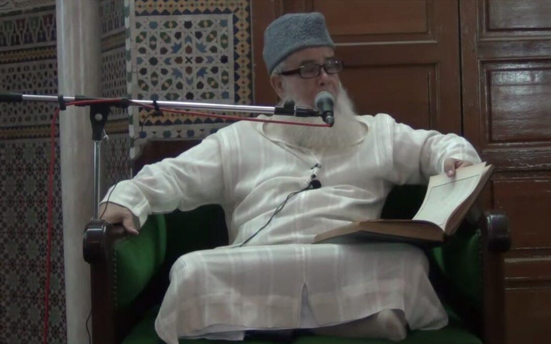 الشيخ زحل: الدكتور الهلالي ورؤية النبي صلى الله عليه وسلم في المنام